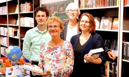 Boekhandel Couvée-Benoordenhaeghe