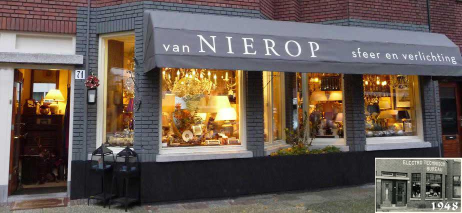 Van Nierop sfeer en verlichting