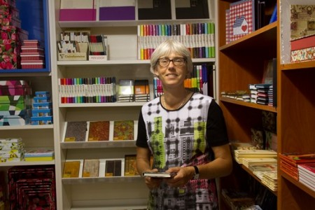 Kantoorboekhandel Benoordenhaeghe winkelgebied Van Hoytemastraat Benoordenhout Den Haag