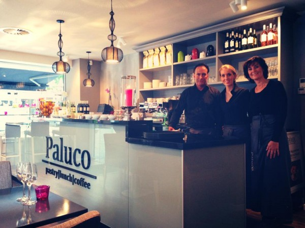 Paluco pastry, lunch, coffee