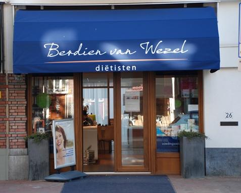 winkelpui Berdien Van Wezel winkelgebied Van Hoytmastraat Den Haag