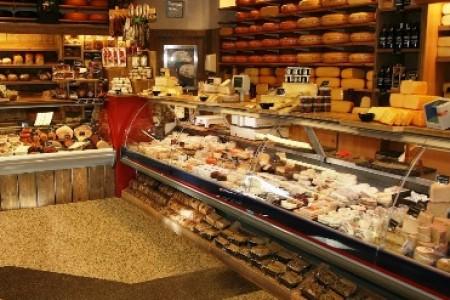 Kroon Kaashandel winkelgebied Van Hoytemastraat Benoordenhout