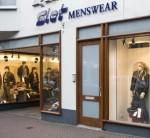 Slot Menswear Fred winkelgebied Van Hoytemastraat
