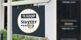 Stuyver Makelaardij winkelgebied Van Hoytemastraat
