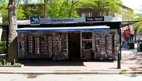 foto winkel Daily shop winkelgebied Van Hoytemastraat