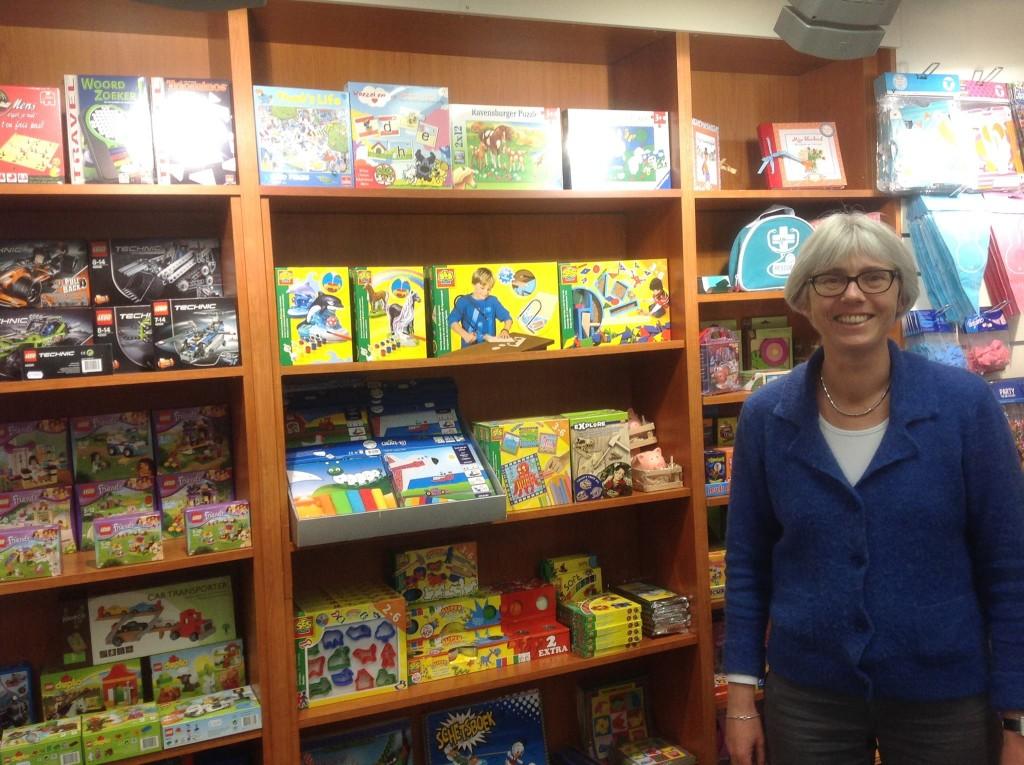 kantoorboekhandel Benoordenhaeghe speelgoed winkelgebied Van Hoytemastraat